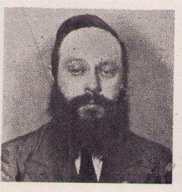 Rabbi Alexander Zusia (Zyshe) Friedman