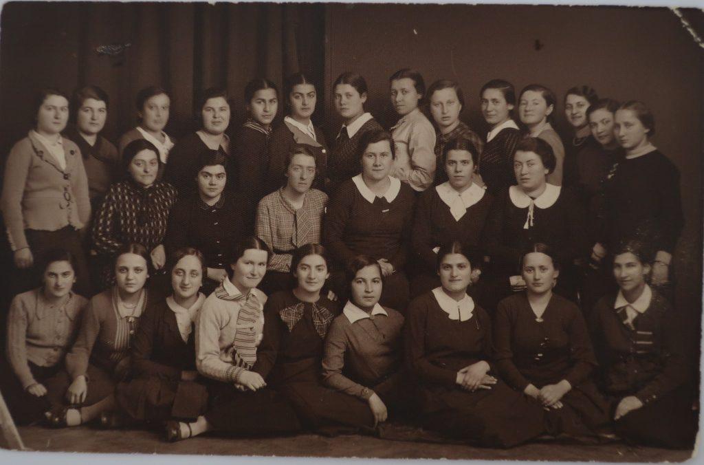 Graduation Photo of the Kraków Teachers' Seminary
