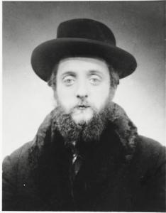 Rabbi Tobias (Tuvia) Horowitz