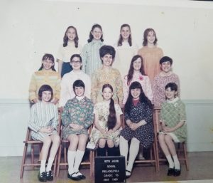 Beth Jacob School Philadelphia Class Photo