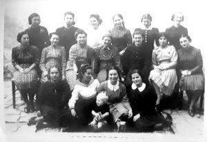 Czernowitz Seminary Students and Teachers