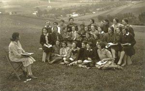 Seminary Students in Rabka