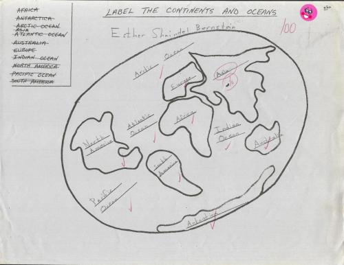 DB2018.073_Continents and Ocean Test