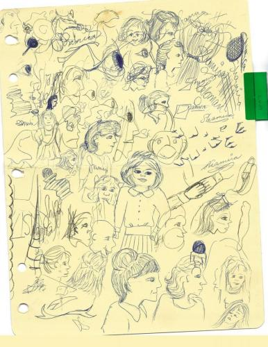 Class Notes: Chumash, Bnos Leah Prospect Park High School