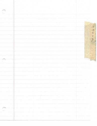 Yahadus Class Notes, Prospect Park High School